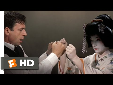 My Geisha (1/8) Movie CLIP - Lucy In Disguise (1962) HD