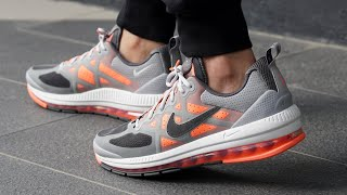 Nike AIR MAX GENOME REVIEW & ON FEET - a very
