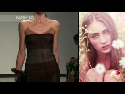 Super Model MARINE DELEEUW Model by Fashion Channel