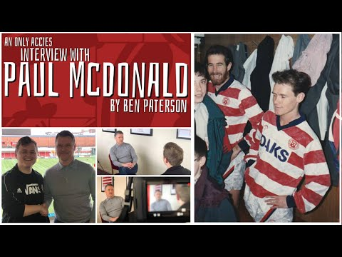 A Conversation With Paul McDonald...| OnlyAccies