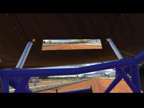 iRacing 410 Sprint cars at Williams Grove Speedway