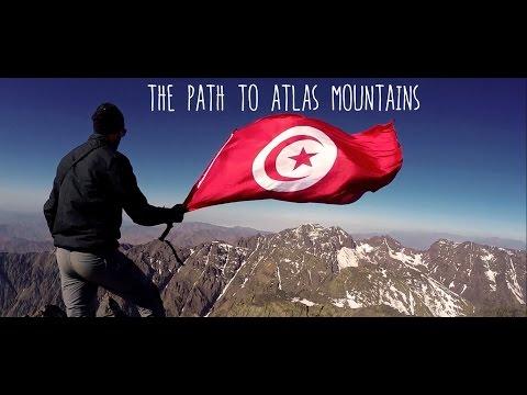 The Path to ATLAS Mountains || TOUBKAL 4167 m ||