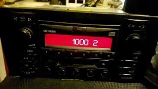 Как самому разблокировать штатную магнитолу AUDI VW(, 2016-02-20T13:44:14.000Z)