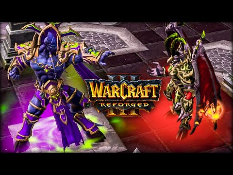 Warcraft III: Reforged - Финал нежити #13
