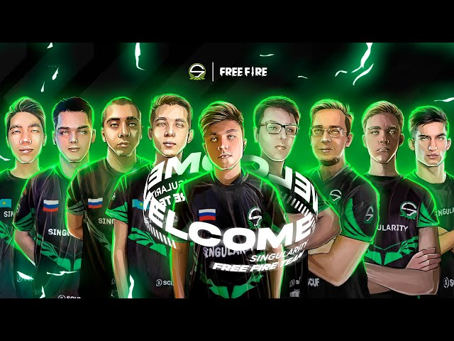 Team Singularity   Free Fire World Series Roster Announcement