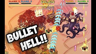 Top 5 Best Bullet Hell Games On Android 2019