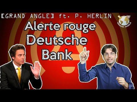 ALARMANT : Les faibles réserves de sécurité de la Deutsche Bank !