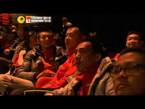 2013 All England Open - MD Finals - Xiaolong Liu / Zihan Qiu vs Hiroyuki Endo / Kenichi Hayakawa
