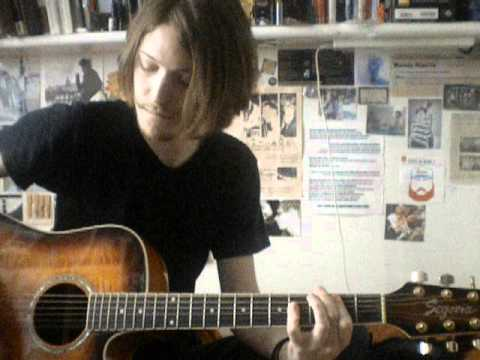 Nude - Radiohead Acoustic COVER (Vocals & Guitar)