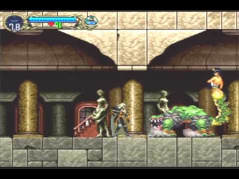 Brimstone Plays Castlevania SotN part 5 (Marble Gallery 3 and Outer Wall)