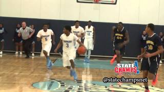 Detroit Consortium (2016) - Josh Jackson - Highlights vs. Arthur Hill - 2/15/2014