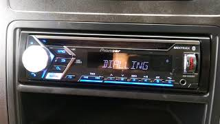 Pioneer DEH-S4050BT - Bluetooth sound is terrible