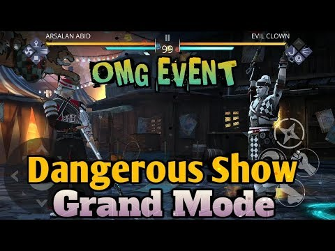 SHADOW FIGHT 3 | Dangerous Circus Show Event - Grand mode Legendary conquer !!