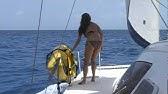 Naked girls on boat ytoutube Girls In Bikinis Topless Or Naked On Boats Youtube