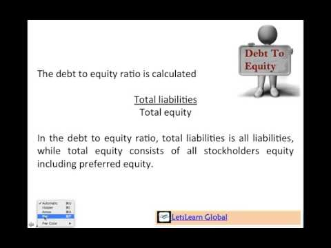 LetsLearn Global - Capital Structure