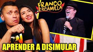 REACCIONANDO A FRANCO ESCAMILLA   APRENDER A DISIMULAR (CON MI NOVIO)