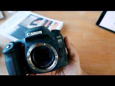 EP.86 ทำความรู้จัก Canon EOS 80D