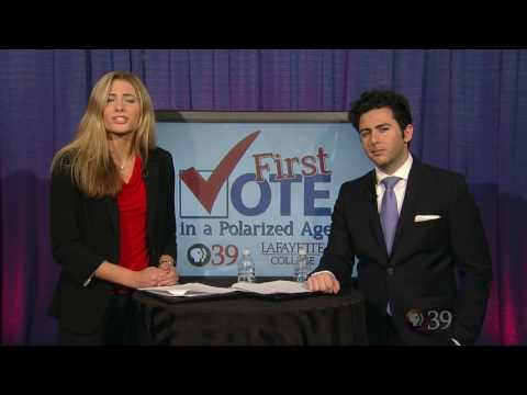 First Vote in a Polarized Age: Lafayette College Election Night Coverage 2016