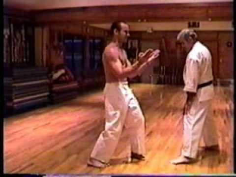 Uechi ryu sanchin test