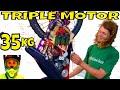 42,000w 56hp Electric Bike Triple Motor (video#4) 35.2kg 77.6lbs total weight + thermal camera