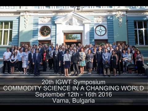 20th IGWT Symposium Commodity Science in a Changing World