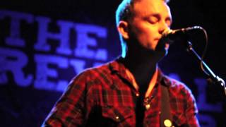 "Dave Hause ""Pray for Tucson"" live @ Revival Tour 2013 (LA)"