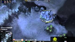 Telenorligaen våren 2015: StarCraft II runde 5, ExG.Civi vs. ROOT.SolO - kamp 2