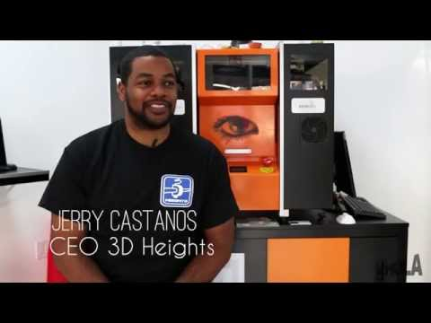 3D Heights: New York's First Uptown 3D Printing Store
