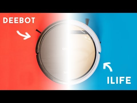 was-taugt-ein-200€-saugroboter?---(deebot-n79s-vs.-ilife-v5s-pro)