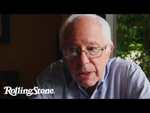 Bernie Sanders Thinks Personality Not The Most Important Factor