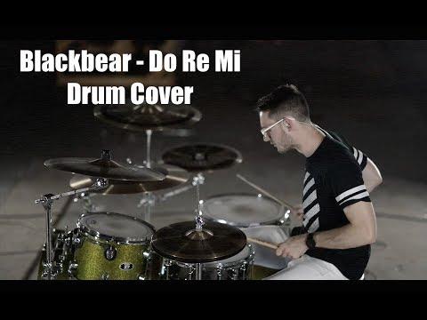 Blackbear - Do Re Mi (Drum Cover)