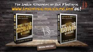 50) Klimatoloji - Nemlilik ve Yağış - II - Mehmet Zor (2017)