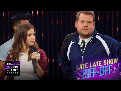 Pitch Perfect Riff-Off with Anna Kendrick & The Filharmonics