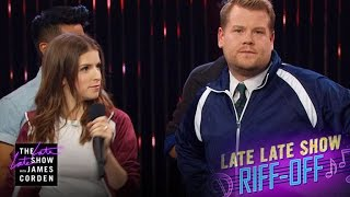 Download Pitch Perfect Riff-Off with Anna Kendrick & The Filharmonics Mp3 and Videos