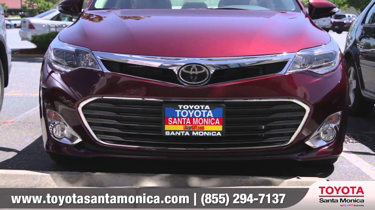 Blind Spot Monitor   Toyota Safety Feature | Toyota Santa Monica