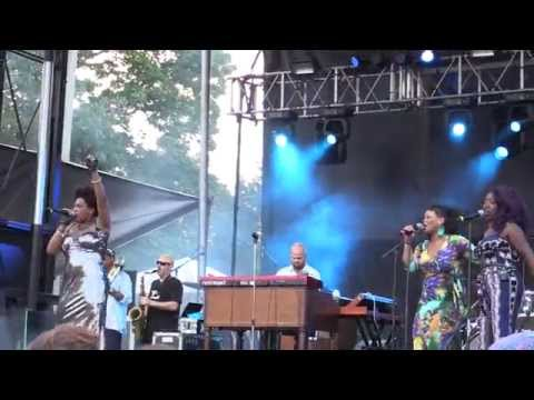 Galactic with Macy Gray & Lyrics Born - Sex-O-Matic Venus Freak 9/5/15 North Coast Music Festival