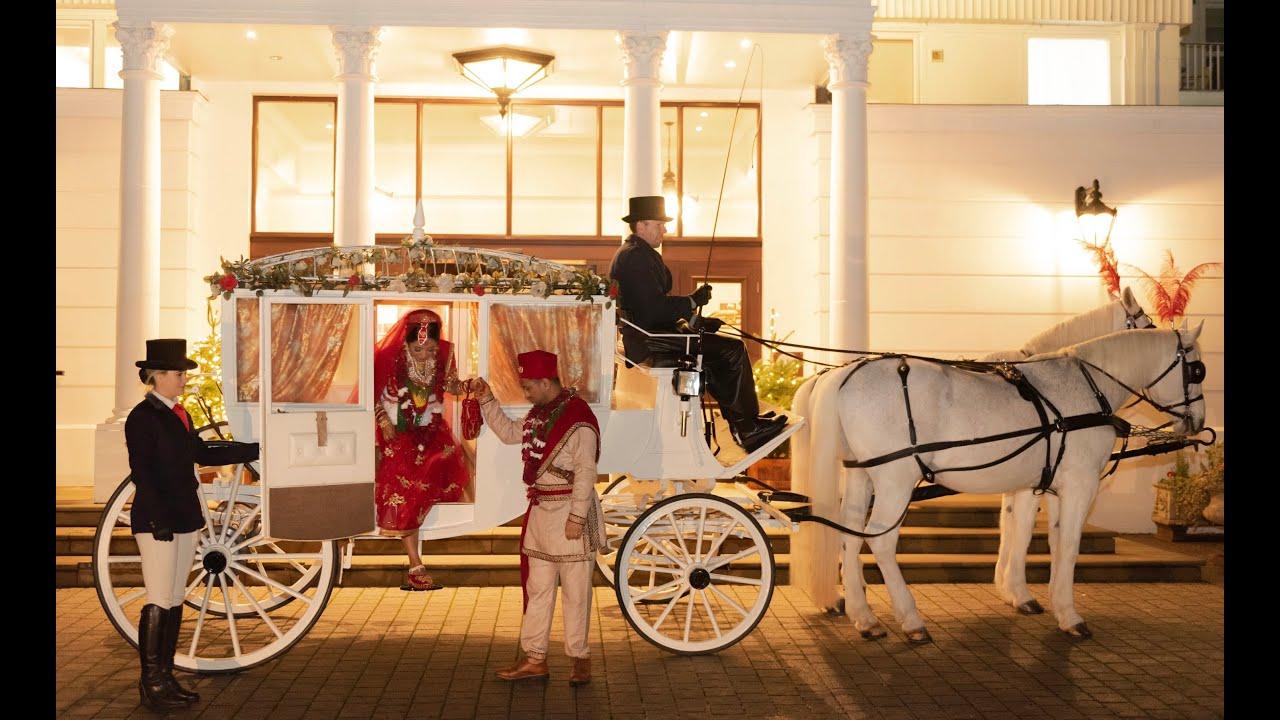 SUMI & UJESH   Nepalese wedding ceremony highlights ( UK )   Hamro Moments