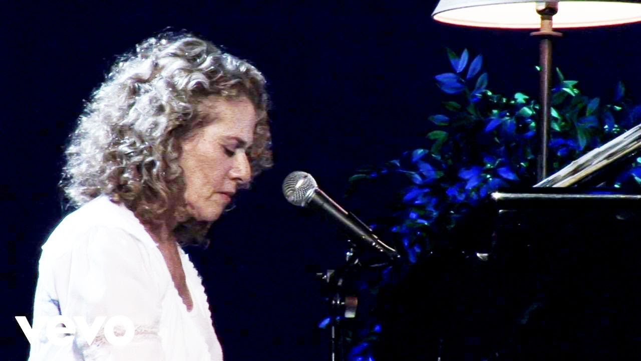 In My Living Room Carole King Living Room