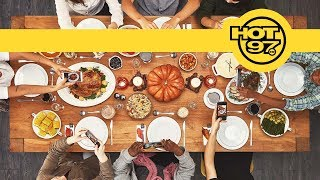 The GREAT Thanksgiving Debate w/ Ebro in the Morning