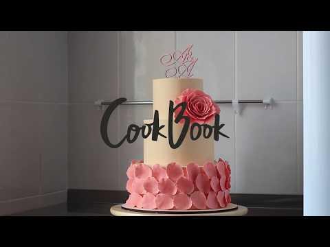 Сборка торта в 3 яруса