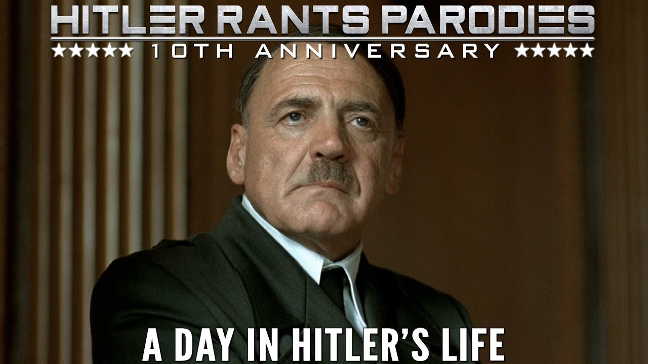 A day in Hitler's life: Episode I
