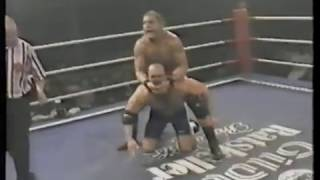 August Smisl vs. Big Titan [1995-09-23] | Old School Wrestling