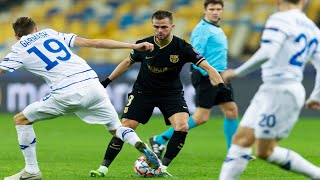 UEFA Champions League | Dynamo Kyiv v Barcelona | Highlights