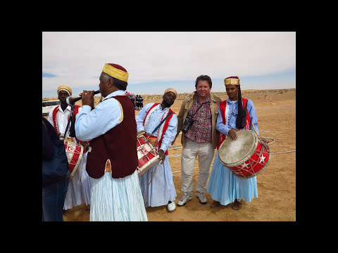 TOYOTA SAHARA  DESERT 4X4 DRIVE TUNISIA DOUZ TO TIMBAINE - ROBIN NOWACKI'S TRAVELS - IN HD