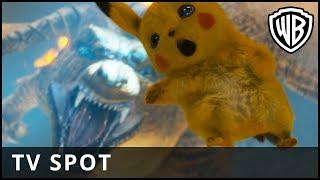 Baixar POKÉMON Detective Pikachu – Big Spot - Warner Bros. UK