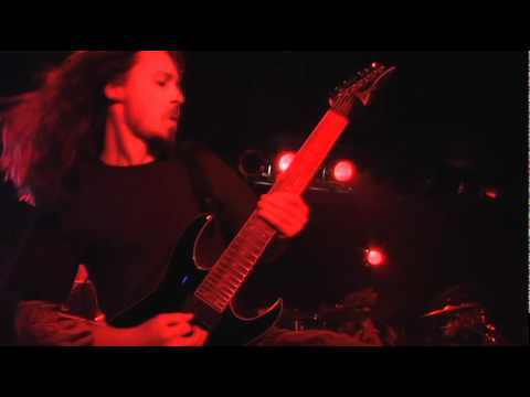 ALL SHALL PERISH Stabbing To Purge Dissimulation Live at Summer Slaughter 2010 on Metal Injection