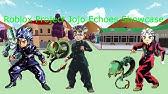 Roblox Project Jojo Made In Heaven Showcase смотри Roblox Project Jojo Made In Heaven Showcase Youtube