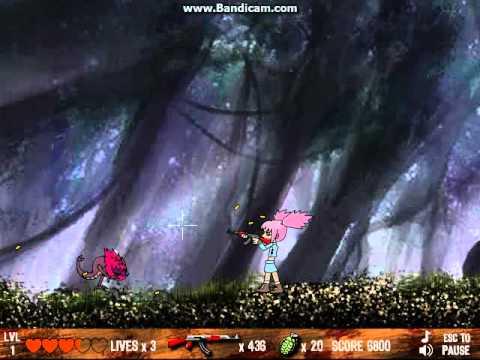 Guns n Angel - Flash Game