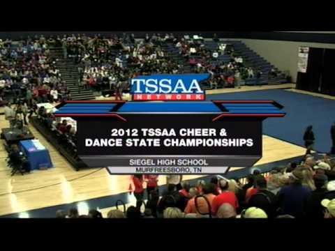2012 TSSAA Cheer Championships