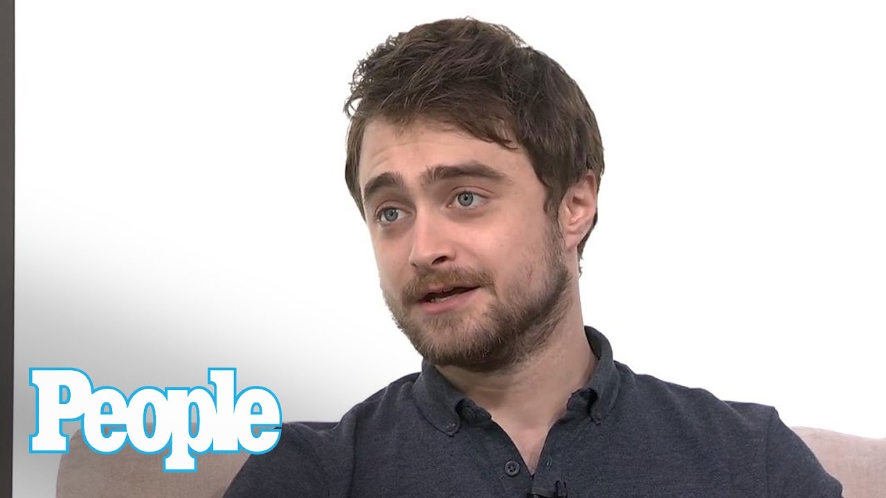 Download Daniel Radcliffe On Kissing Paul Dano In 'Swiss Army Man' Scenes | People